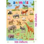 1450 -- โปสเตอร์ Animals