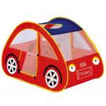 KZ21007 -- เต้นท์ บ้านบอล รถเต่าสีแดง
