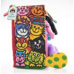 [Kitty Tail] หนังสือผ้ามีหาง Little Jellycat