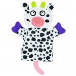 [วัว] หุ่นสวมมือลายสัตว์ Sozzy