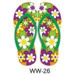 รองเท้าหูหนีบฟองน้ำหญิง Slippers for Women (ราคาต่อโหล)