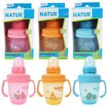 5459-5461 -- ถ้วยหัดดื่ม 2 Step Natur Training Cup