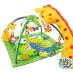 0224-- Play Gym Developmental Benefits Baby's Friends