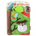หนังสือผ้า Treetop Friends Soft Activity Book
