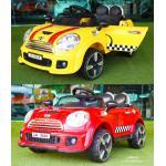 000053-000054 -- รถแบตเตอรี่เด็ก Mini Cooper รุ่น LN5626