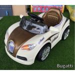 5282 -- รถแบตเตอรี่เด็ก Bugatti 2 มอเตอร์