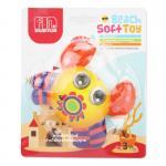 [ปู] ของเล่นลอยน้ำแบบโฟมPU Farlin Beach Soft toy