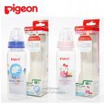 [แพคเดี่ยว] [240ml/8oz] Pigeon ขวดนมพร้อมจุกเสมือนนมมารดา RPP