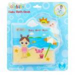 [Girl] หนังสือลอยน้ำ Jollybaby Baby Bath Book