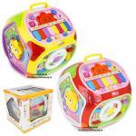 กล่องกิจกรรม 7 ด้าน Educational Toy House