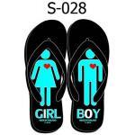 รองเท้าหูหนีบฟองน้ำ ชาย/หญิง Slippers for Men/Women (ราคาต่อโหล)