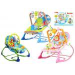 2201,0697-0698 -- เปลโยก Music Rocking Chair 2in1 และ Ibaby Infant-to-Toddler Rocker