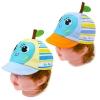 หมวกแก๊ปเด็กแอปเปิ้ล