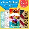 เคส Vivo Xshot - Skin Film ฟิล์มลายการ์ตูน #2 [Pre-Order]
