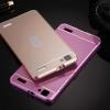 เคส Vivo Y37 - เคสขอบโลหะ ฝาหลังPC สไตล์iPhone case[Pre-Order]
