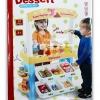 ชุดร้านไอศกรีมขนมหวาน Stroe Dessert Super Play Set