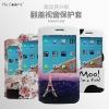 เคสมือถือ HTC M10 - MyColor เคสฝาพับพิมพ์ลายการ์ตูนมีหน้าต่างรับสาย [Pre-Order]