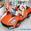 รถแบตเตอรี่เด็กแลมโบกินี่ (ล้อยางแบบเติมลม)