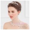 M-0143 ขาย เทียร่าเจ้าสาวสวย หรู ดูดี เหมาะกับชุดแต่งงานเจ้าหญิง เป็นเจ้าของได้ใน ราคาถูก กว่าเช่า