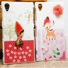 Sony Xperia Z1 - Happy Mori Hard Case [Pre-Order]