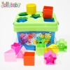 บล็อคหยอด Jollybaby Lovely Baby's First Blocks