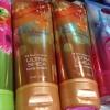 กลิ่น CASHMERE GLOW : Bath & Body Works Triple moisture body cream 8oz / 226 g