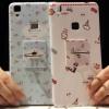 เคสมือถือ Vivo V3- เคสนิ่มพิมพ์ลาย ฟรีห่วงนิ้ว (พรีออเดอร์)