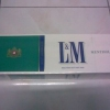 LM เมนทอล น้ำยาบุหรี่ไฟฟ้า เกรด premium 10ml/80บาท