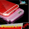 iPhone 6- Metalic Style Hard Case [Pre-Order]