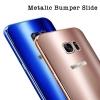 เคสมือถือ Samsung S7edge- เคสขอบโลหะ เคลือบสีเงา สุดหรู [Pre-Order]