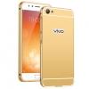 เคสมือถือ Vivo V5 Plus เคสขอบโลหะ ฝาหลังกระจกเงา สุดหรู (พรีออเดอร์)