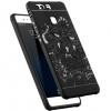 เคส Huawei P9 Plus - เคสซิลิโคนแกะสลักลาย case [Pre-Order]
