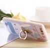 เคสมือถือ Huawei P10 Plus เคสนิ่มติดแหวนVPower ลายการ์ตูนน่ารักพิมพ์นูน3D (พรีออเดอร์)