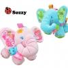 0470-0471 -- ตุ๊กตาช้างเล่นเพลง Sozzy