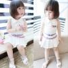 BabyCityเสื้อกระโปรงโปโลเปิดหลังสไตล์ไทยแลนด์