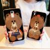 เคส Oppo R7 Lite - เคสนิ่มลายหมี น่ารักตะมุตะมิ [Pre-Order]