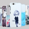 เคส ZTE Blade S6 - Cartoon Hard case [Pre-Order]