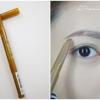 Mille 3D Eyebrow Pencil Waterproof # Light Brown น้ำตาลอ่อน