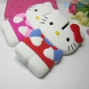 Sony Xperia S SL - Kitty 3D Silicone case [PreOrder]