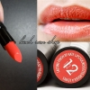 Rimmel Lasting Finish by Kate Moss Lipstick, (0.14 oz/ 4 g) #12 ส้ม