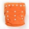 2720-- [สีส้ม] กางเกงผ้าอ้อมแบบกระดุม Sunny Baby ของแท้
