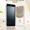 เคส Huawei Honor 4X (Alek 4G Plus)-GView Mel 3D Case [Pre-Order]
