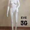 หุ่นพลาสติกหน้าอวกาศ 3G