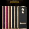 เคส Huawei Ascend Mate7 - เคสขอบโลหะ ฝาหลังหนังสไลด์[Pre-Order]