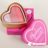 Makeup Revolution Blushing Hearts Triple Baked Blusher # โทนพีช