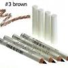 Shiseido Eyebrow Pencil NO. 3 BROWN สีน้ำตาล