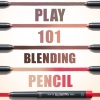 ์NEW Etude Play 101 Blending Pencil