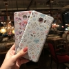 เคสมือถือ Samsung C5 pro เคสซิลิโคนสกรีนลายนูน3D [Pre-Order]