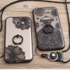 เคสมือถือ Samsung Galaxy A5 2017 เคสซิลิโคนสกรีนลายลูกไม้ [Pre-Order]