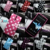 Sony Xperia S ,SL - PolkaDot Jelly case [PreOrder]